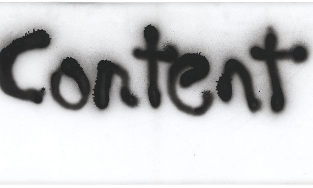 The Four 'C's of Content Marketing