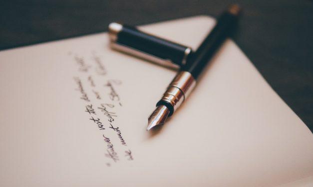 5 Simple Steps To Write a Blog