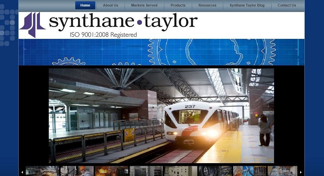 Synthane Taylor